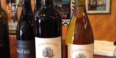 Best Cellars Wine:  Every sip you take supports the new library!