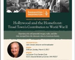 Hollywood and the Homefront, March 5, 2017