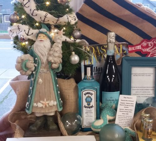 Beachy Blue Christmas - Balance Point Physical Therapy