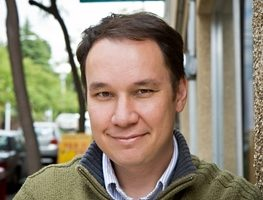 Tickets on Sale for NYT Best-selling Author Jamie Ford, March 6